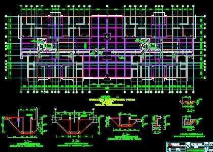 土木工程基础图纸