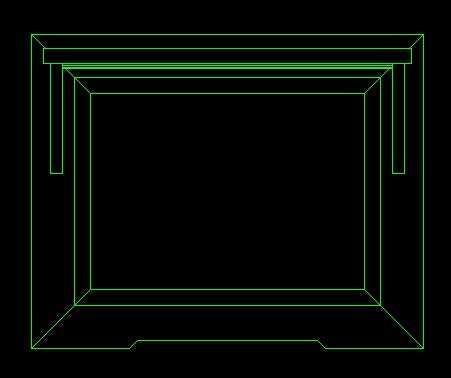 cad各类中式家具椅子平面图免费下载