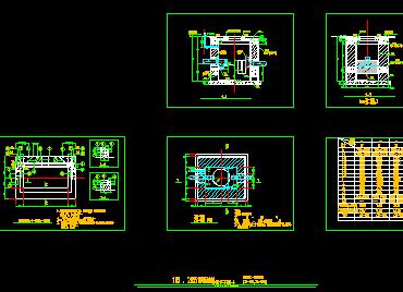 汉化砖_砖砌隔油池设计详图