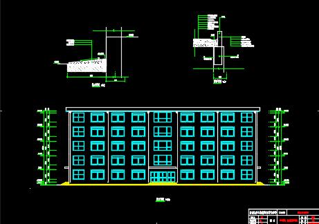 5层框架结构办公楼毕业设计