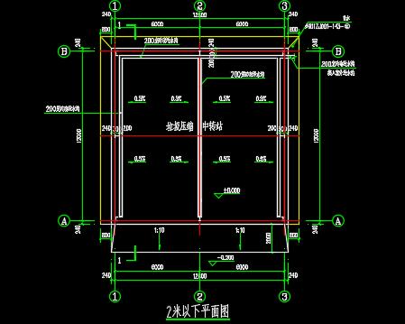 钢构垃圾中转站设计详图