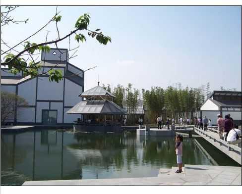 贝律铭--苏州博物馆新馆