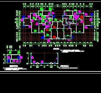 建筑数字中lc示波器图纸图纸图片