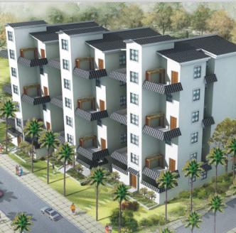 五层别墅建筑设计图纸