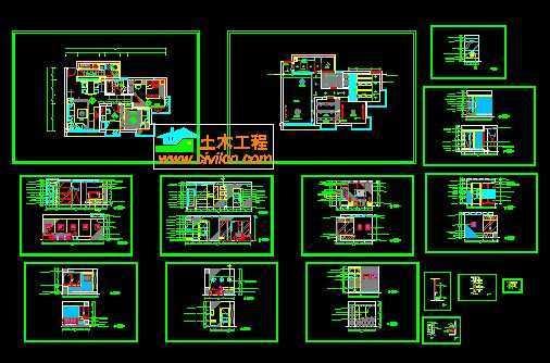 家庭装修平面图