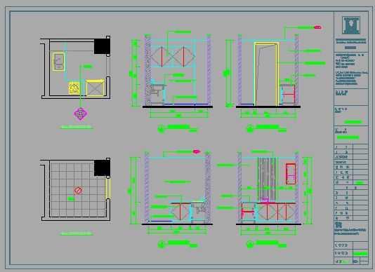 土木工程建筑图纸