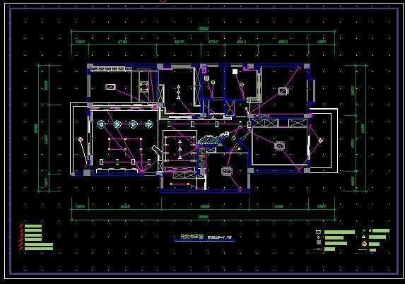 阳光花园室内装修设计图