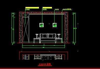 家庭装修施工图