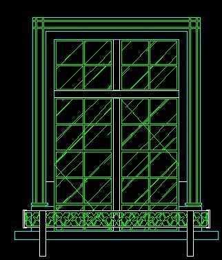欧式传统建筑元素-窗台