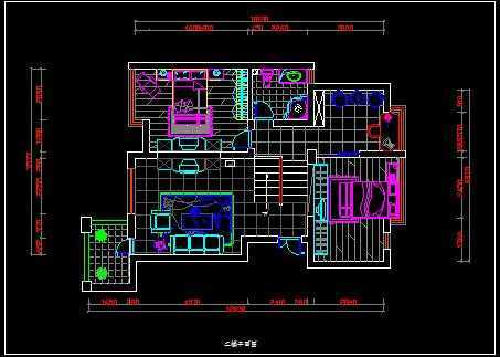 家庭装修设计图