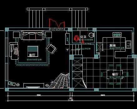 别墅室内精装修设计图图片