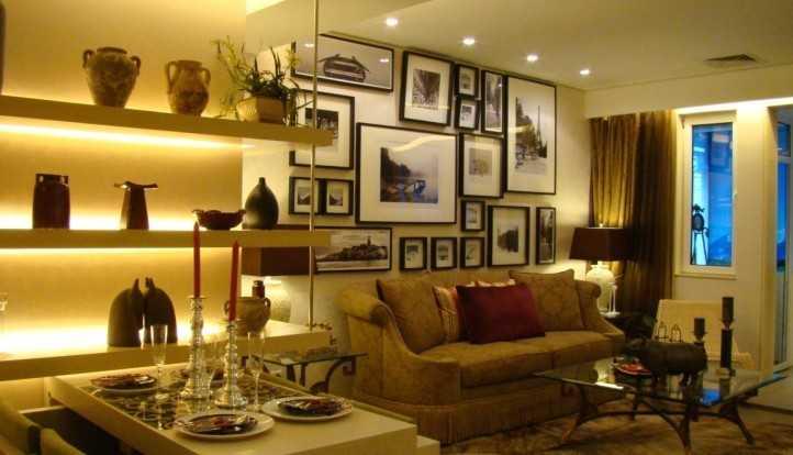 现代欧式风格室内装修施工图