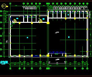 五层商住楼全套装修设计图纸