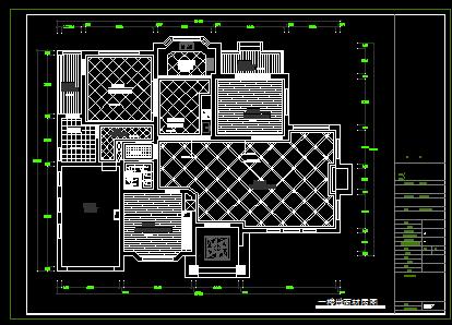 二层欧式别墅装修设计图