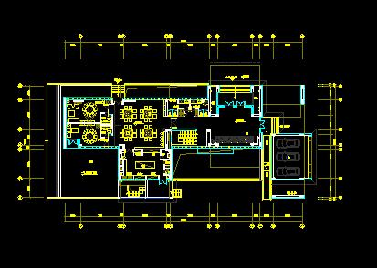 办公楼装修施工图