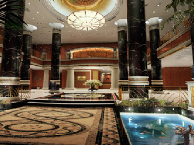 某大酒店室内装饰装修工程设计图
