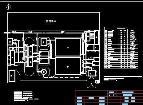 某给水厂毕业设计免费下载 - 学生课程设计 - 土木