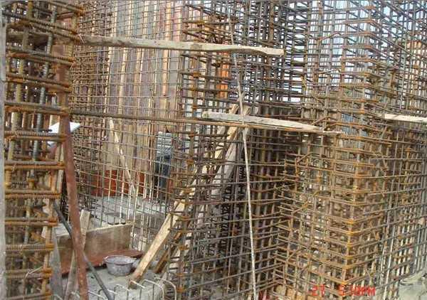 工程结构之框架剪力墙介绍