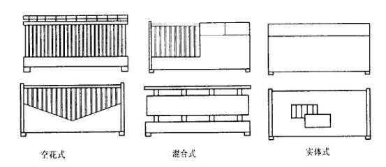 阳台砼栏板图片