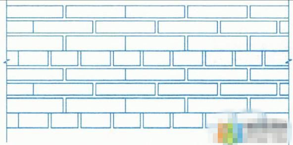 24墙砌墙图_建筑工程施工细部做法之砌体工程 - 结构理论