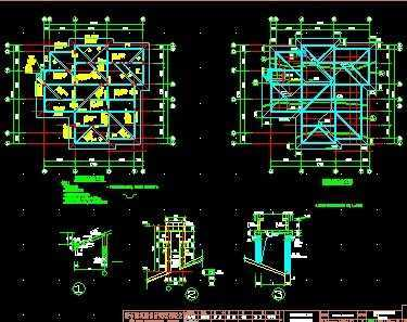 别墅结构施工图