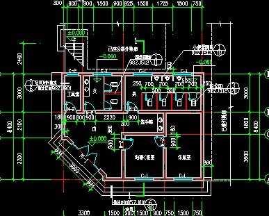哪位朋友帮忙把我这个设计图,修改一下,自己家盖房子.
