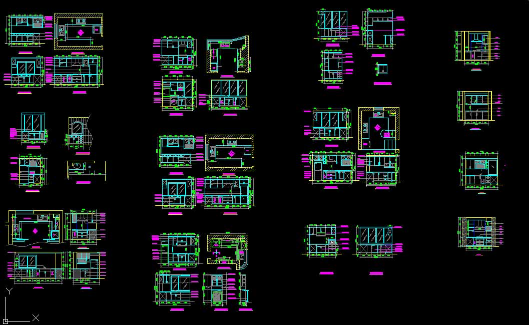 建筑装修图 - 土木工程