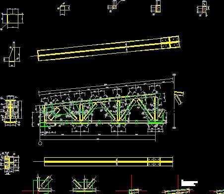 单层工业厂房的结构设计