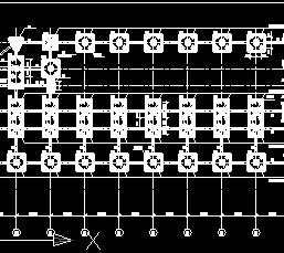 七层框架结构实验楼桩基础课程设计(计算书+图纸)