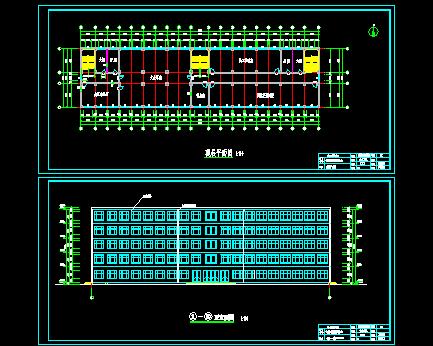 五层综合楼毕业设计(含开题报告、计算书、图纸)