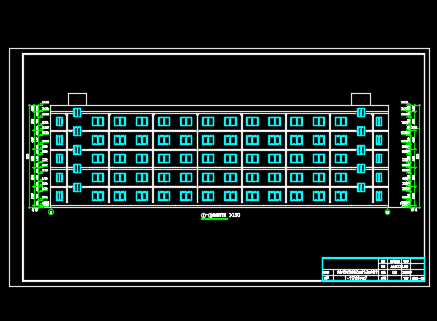 5000平米5层框架结构教师公寓楼龙八娱乐网上娱乐