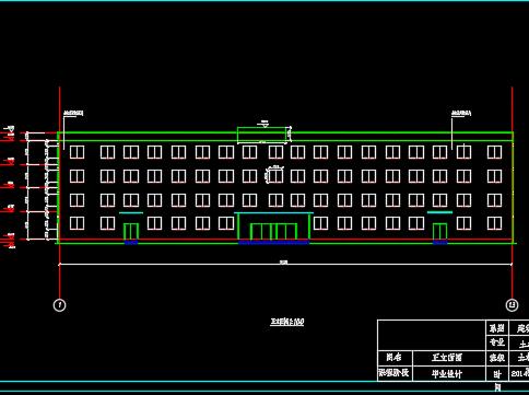 5200平米框架结构商业办公楼龙八娱乐网上娱乐