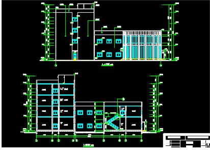 办公楼建筑工程毕业设计