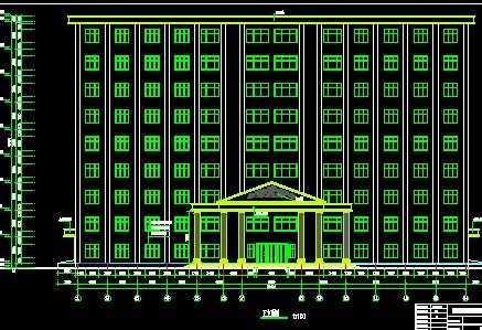 一层办公楼设计图展示图片