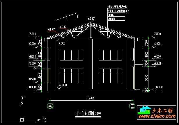 别墅彩钢结构模型免费下载-图纸结构萨伏伊厂房图纸屋面图片