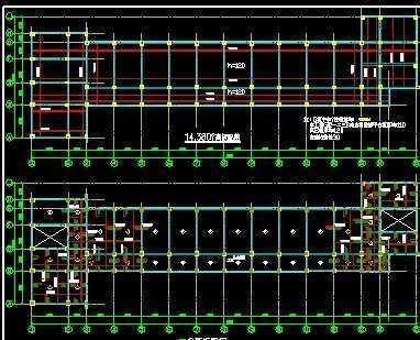 学校结构施工图免费下载