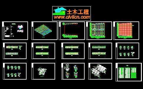 某桁架钢结构深化设计图免费下载经济型数控车床引言v桁架说明书课程图片