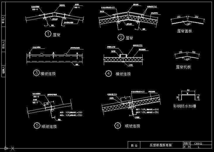 建筑结构图集_建筑结构图集-