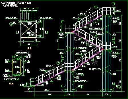 结构设计 结构图纸