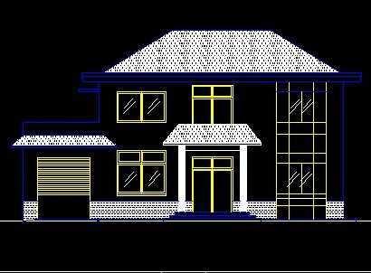 农村楼房设计图