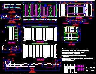 某集装箱节点构造范围免费下载详图图面筋纸板的的写此图片