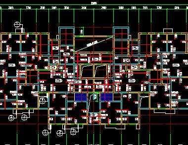 高层剪力墙住宅结构图纸