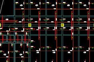 某四层交警办公楼设计图免费下载-混凝土昆明市街道植物景观设计v街道图片