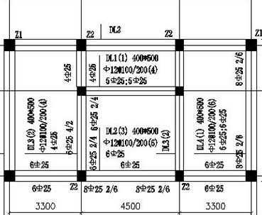 结构施工图纸免费下载