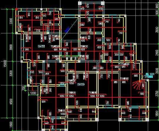 砖混结构设计图纸免费下载-建筑v图纸计算图纸怎么反看梁图片