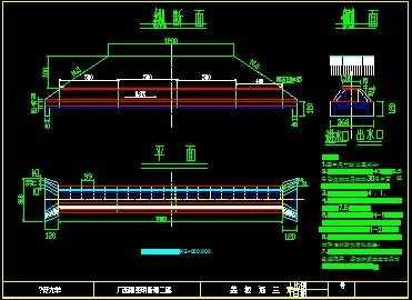 毕业设计-某新建二级公路设计(包含设计图纸)