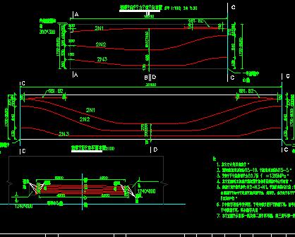 18+30+18m预应力连续箱梁桥毕业设计