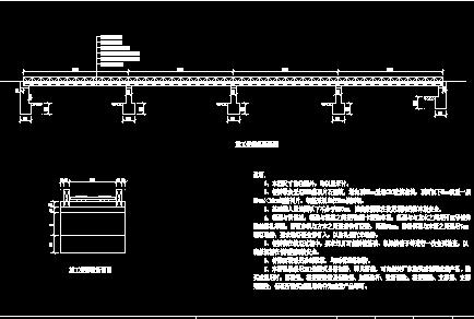 9孔30m装配式预应力混凝土箱梁大桥毕业设计(含图纸)