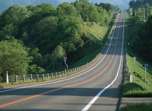 双向2车道二级公路毕业设计(含概预算表格、图纸、开题报告)