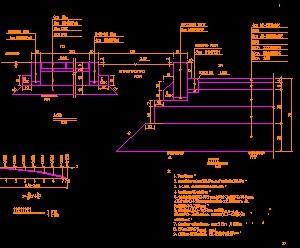路面方案路面v路面市政【画图词_道路边框市政cad小区怎么相关纸图片